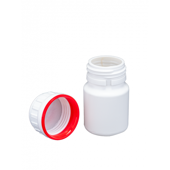 50 ML HP COEX FLAKON 38MM