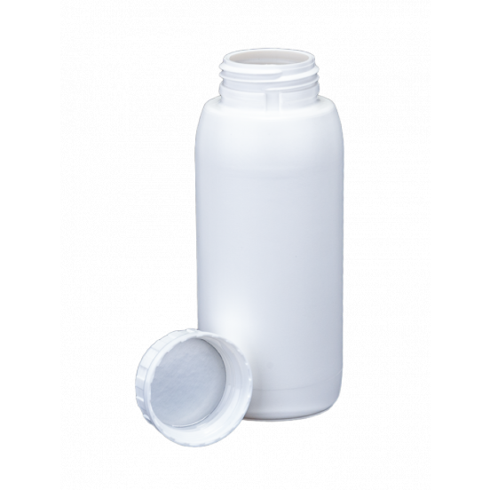 500 ML HP HDPE FLAKON
